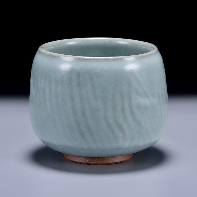 青瓷 茶碗