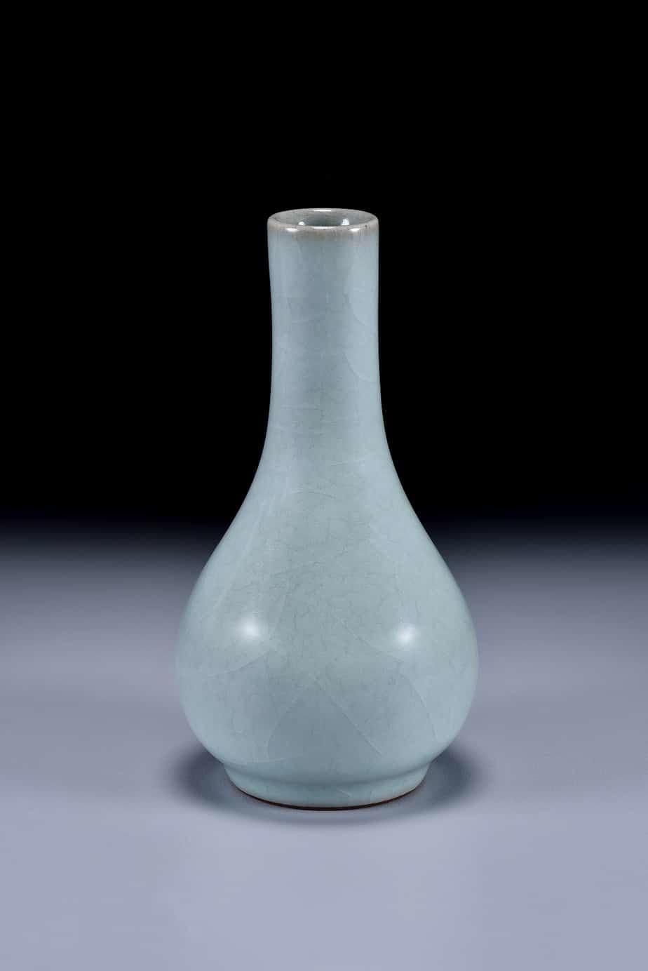 南宋官窯膽瓶