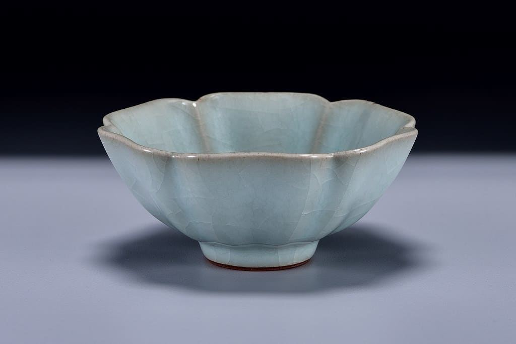 南宋葵花式碗