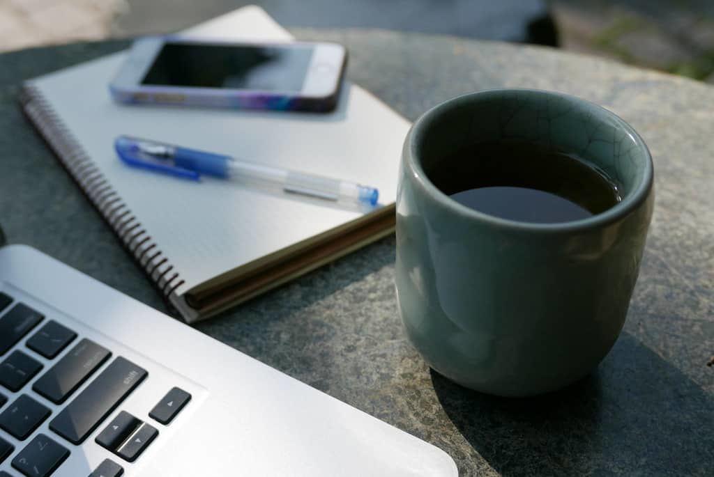 工作前喝茶